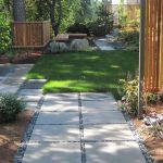 Modern and Contemporary Front Yard Landscaping Ideas 24