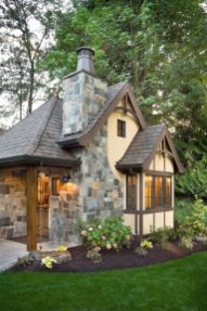 Wonderful European Cottage Exterior Design 113