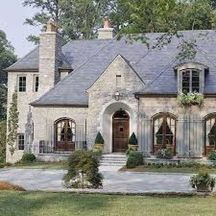 Wonderful European Cottage Exterior Design 19