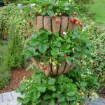 25 Simple Ideas to Make Cascading Garden Planter 1