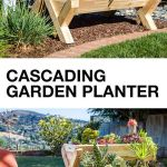 25 Simple Ideas to Make Cascading Garden Planter 15
