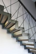 40 Awesome Modern Stairs Railing Design 30
