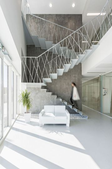 40 Awesome Modern Stairs Railing Design 39