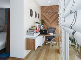 75 Most Favorite Home Workspace Inspirations Design 40