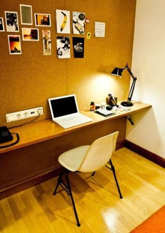 75 Most Favorite Home Workspace Inspirations Design 68