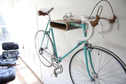 90 Brilliant Ideas to Make Hanging Bike Storage 10