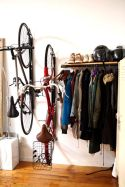 90 Brilliant Ideas to Make Hanging Bike Storage 22