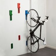 90 Brilliant Ideas to Make Hanging Bike Storage 30