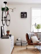 90 Brilliant Ideas to Make Hanging Bike Storage 41