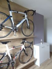 90 Brilliant Ideas to Make Hanging Bike Storage 49
