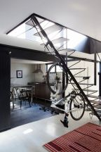 90 Brilliant Ideas to Make Hanging Bike Storage 5