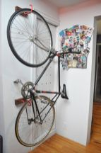 90 Brilliant Ideas to Make Hanging Bike Storage 6