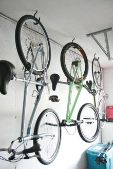 90 Brilliant Ideas to Make Hanging Bike Storage 74