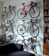 90 Brilliant Ideas to Make Hanging Bike Storage 76
