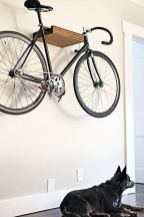 90 Brilliant Ideas to Make Hanging Bike Storage 84