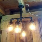 Breathtaking Rustic Ceiling Light Design 4