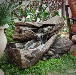 Amazing Indoor Water Features Design Ideas 8