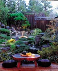 Peacefully Japanese Zen Garden Gallery Inspirations 100