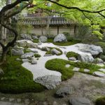 Peacefully Japanese Zen Garden Gallery Inspirations 19