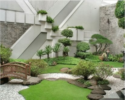 Peacefully Japanese Zen Garden Gallery Inspirations 31