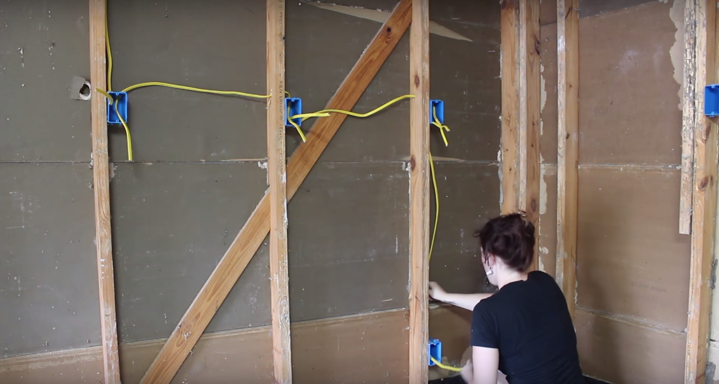 DIY Tips: Locating Wall Studs Without A Stud Finder