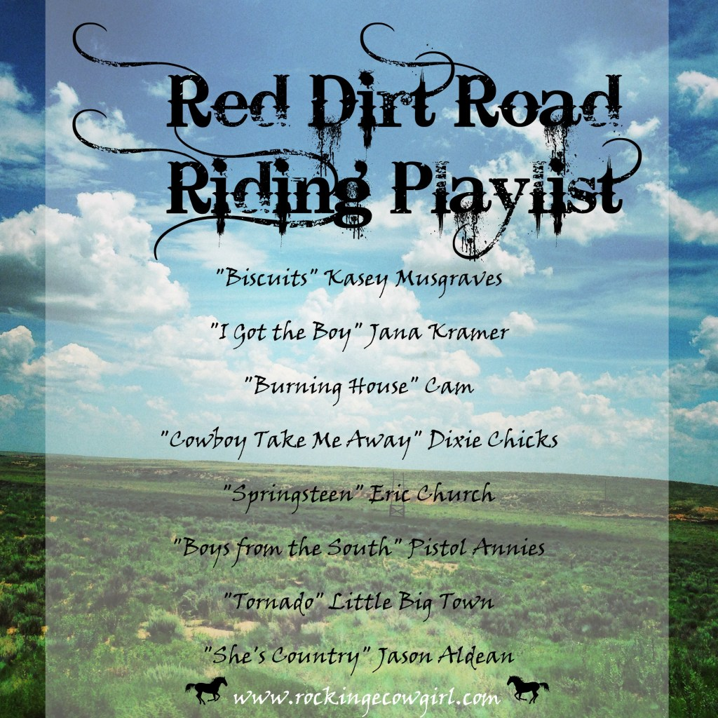Red Dirt Road Riding Playlist