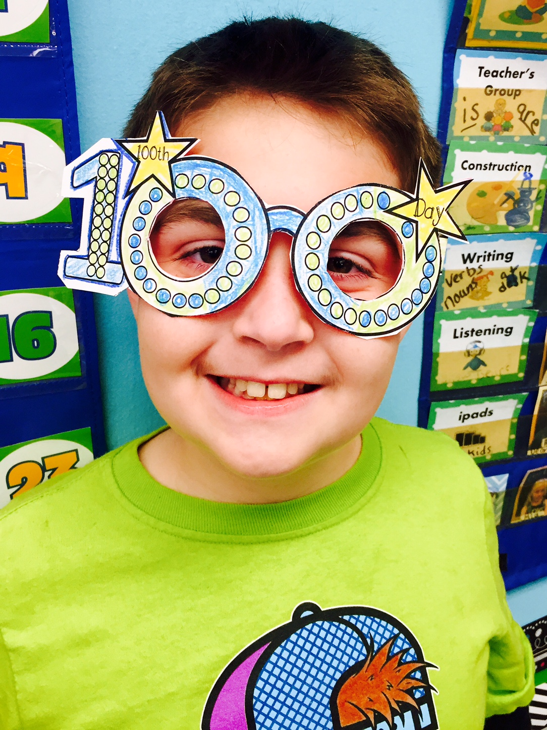 Great Ideas For The 100th Day Of School By Teacher S Brain