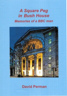 Bush House at night