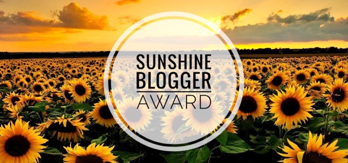 The Sunshine Blogger Award part 2, blo