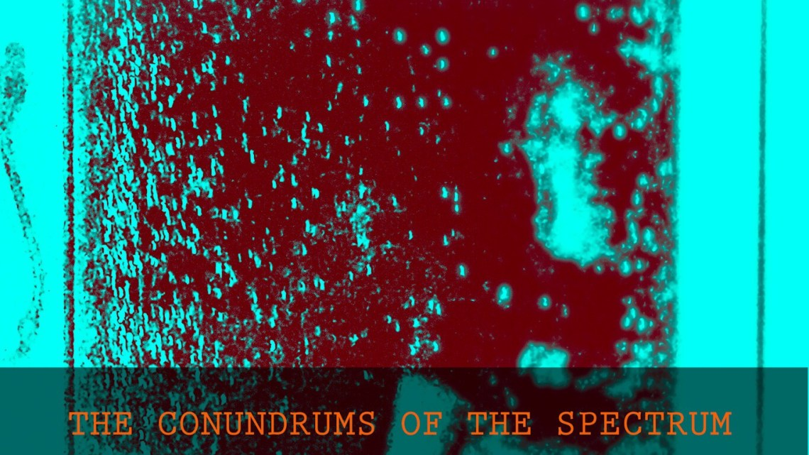 Where do I belong? – the conundrums of the Spectrum