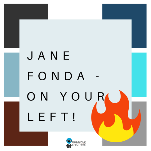 Jane Fonda – On Your Left
