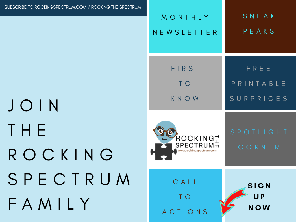 subscribe to Rocking the spectrum