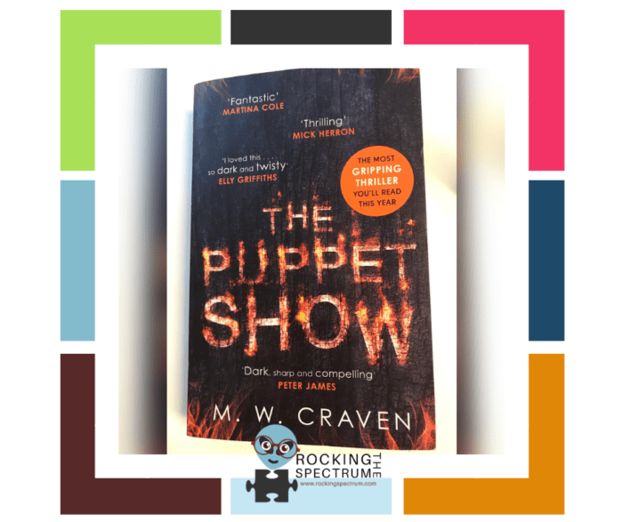 M. W. Craven The Puppet Show reviewed on Rocking the Spectrum