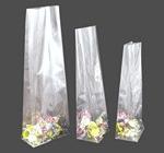 Clear Bags with base 10cm x 6cm x 28 cm(20 pieces)