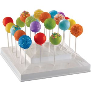 Plastic Stand for 25 Cake Pops