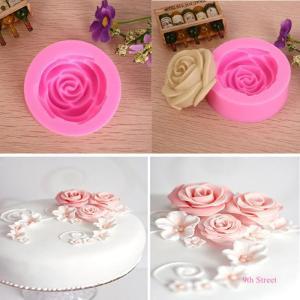 Mini Rose Mold