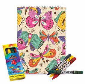 Happy Butterflies 10x14cm GIFT