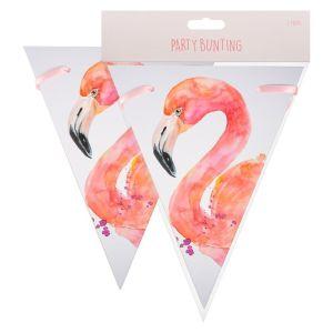 Flamingo Bunting 2m