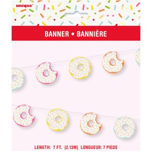 Donuts Bunting 2.13m