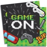 Gaming Napkins (Pack of 16)