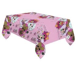 L.O.L Surprise Table Cover  1.20m x 1.80m