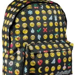 Smiley World Casual Backpack 30x40x15cm