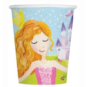 Magical Princess Cups ( 8 pieces )