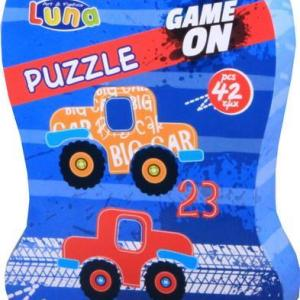 42 Pieces VEHICLES Puzzle 25x20x5cm