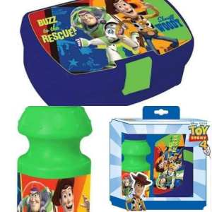 Toy Story LUNCH SET (water bottle & lunch box)