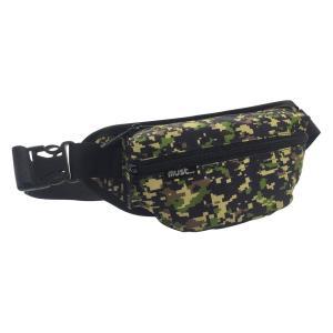Army Waist Bag / Τσαντάκι Μέσης 2 θήκες MUST 32x10cm