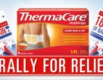 ThermaCare Rally For Relief