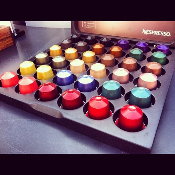 Nespresso Coffees