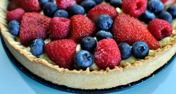 Recipe Berry Tart
