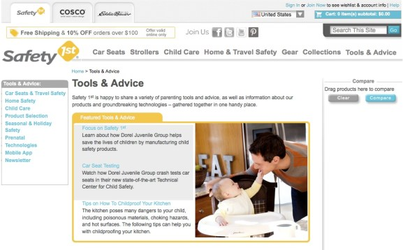 Tools & Advice
